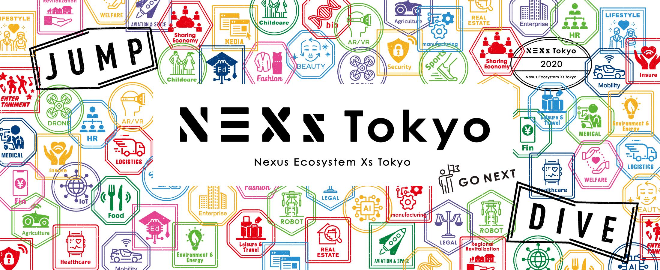 NEXs Tokyo nexus Ecosystem Xs Tokyo